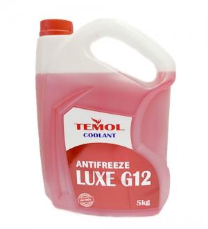 Жидкость охлаждающая Antifreeze Luxe G12 RED