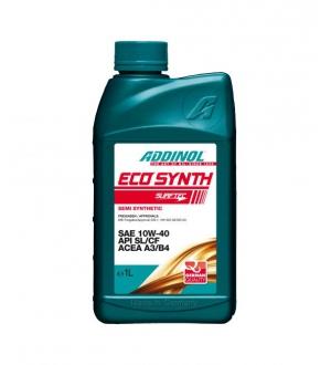 Моторное масло для легковых автомобилей Eco Synth