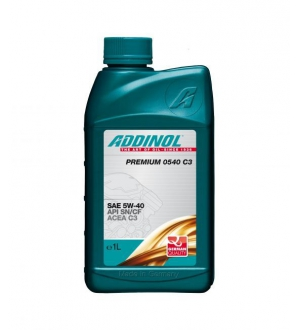 Моторное масло для легковых автомобилей Premium 0540 C3