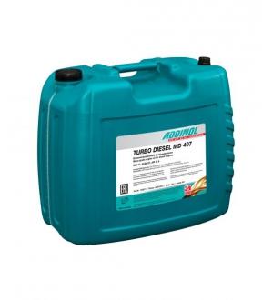 Моторное масло для грузовых автомобилей Turbo Diesel MD 407 M