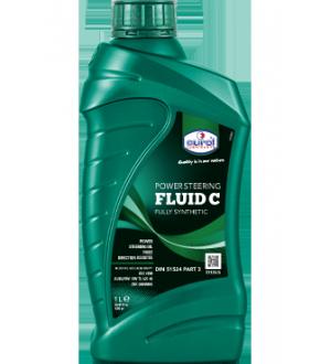Масло трансмиссионное Eurol Powersteering fluid C