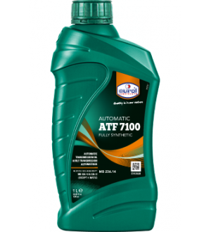 Масло трансмиссионное Eurol ATF 7100