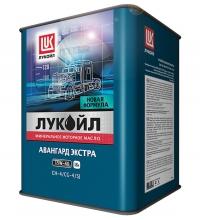 Масло ЛУКОЙЛ АВАНГАРД Экстра SAE 15W40  API CH-4/CG-4/SJ