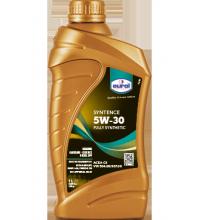 Моторное масло для легковых автомобилей Eurol Syntence 5W-30