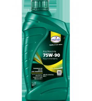 Масло трансмиссионное Eurol Fultrasyn 75W-90 GL3/4/5