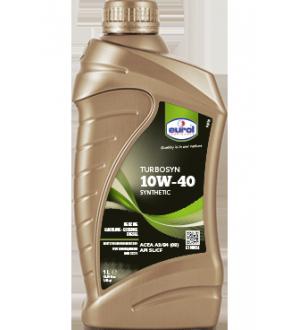 Моторное масло для легковых автомобилей Eurol TURBOSYN 10W-40
