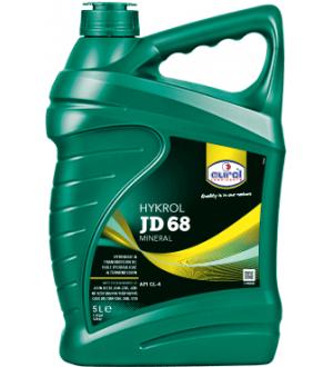 Масло для сельхоз техники Eurol Hykrol JD 68 UTTO