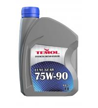 Трансмиссионное масло LUXE GEAR 75W-90